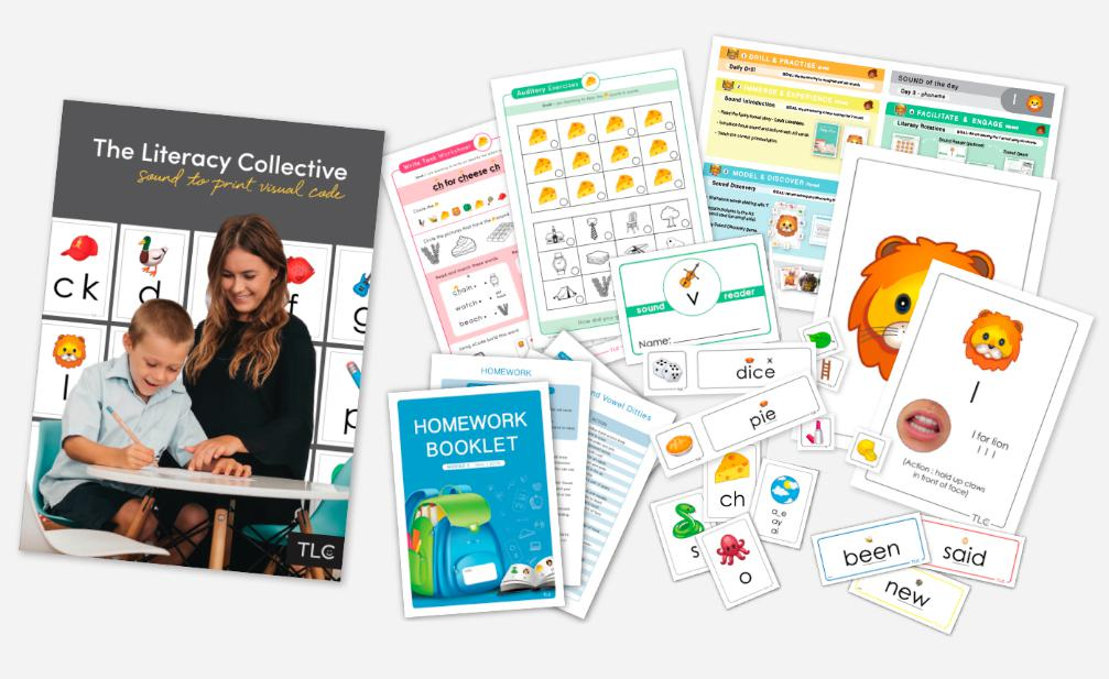 The Literacy Collective Reading Programs